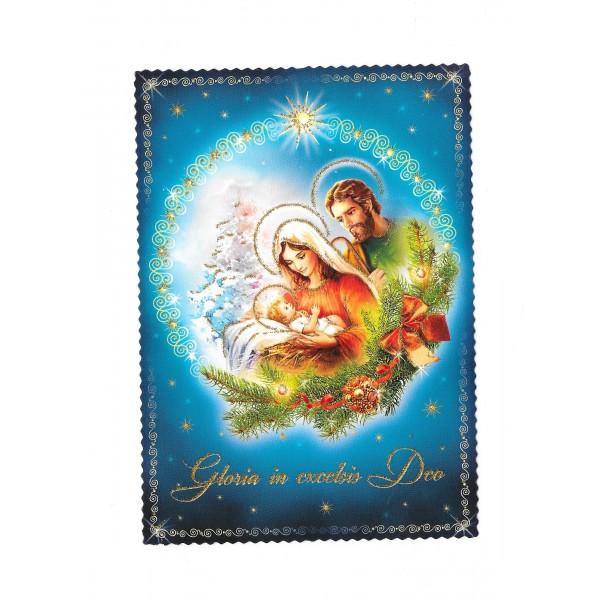 Ziemassvētku apsveikuma kartiņa