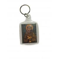 Atslēgu piekariņš Sv. Franc...