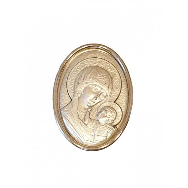 Magnēts Marija ar bērnu Jēzu