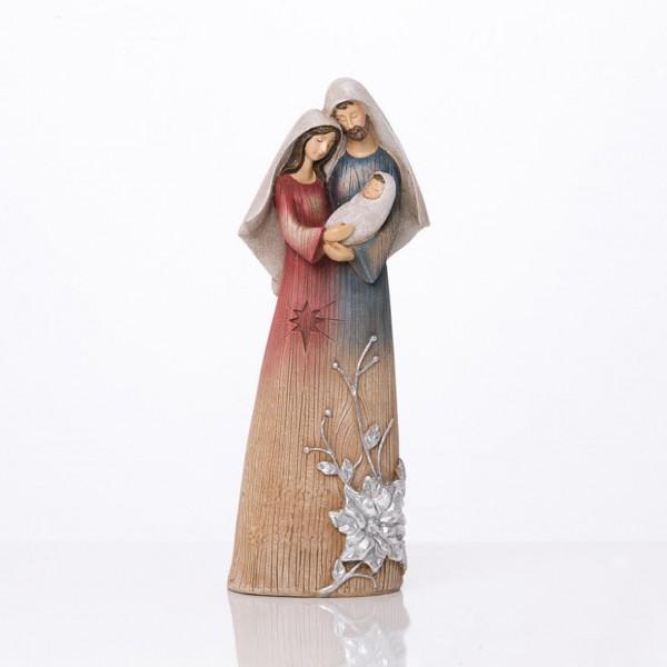 Figūra Svētā ģimene 24 cm