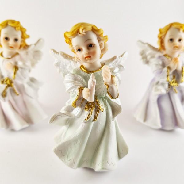 Eņģeļa figūra dažādi veidi 10cm
