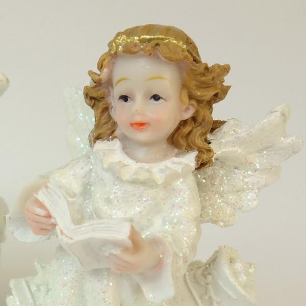Eņģeļa figūra dažādi veidi 9 cm