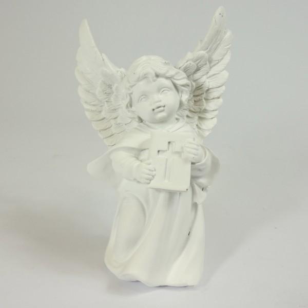 Eņģelis ar Bībeli 14 cm