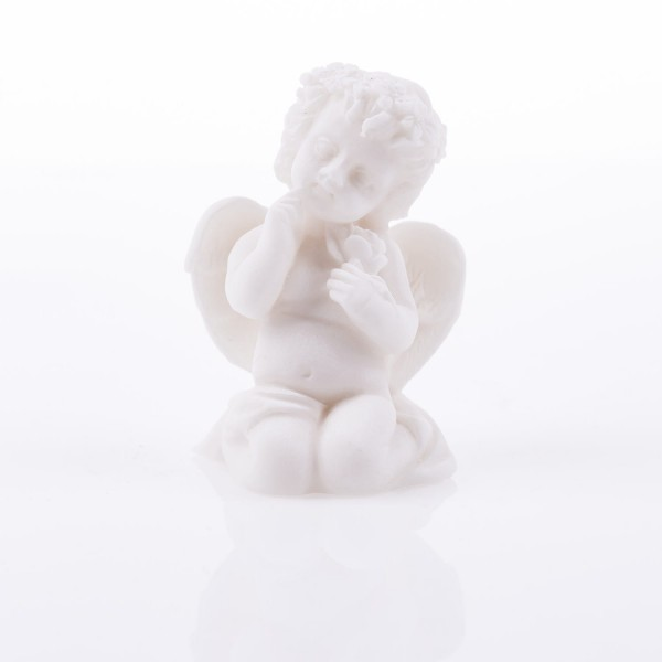 Eņģeļa figūra no alabastra 5 cm