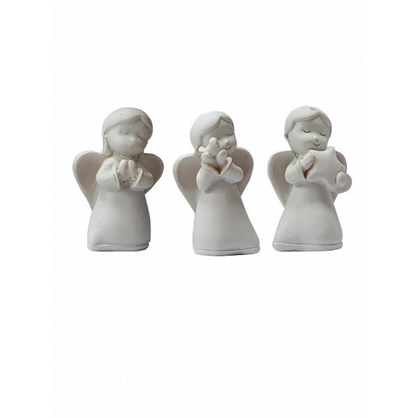 Eņģeļi dažādi veidi 6 cm