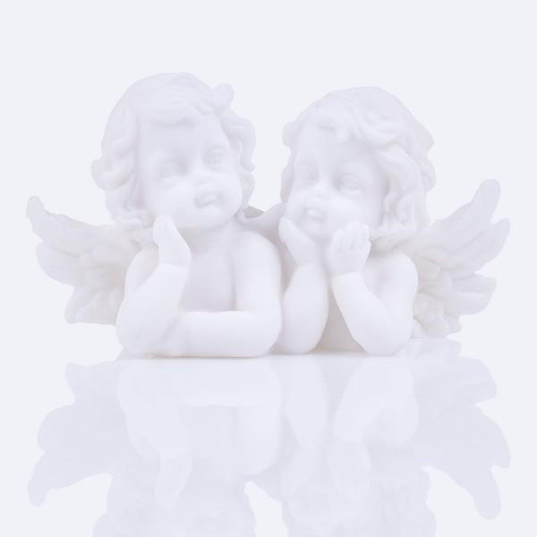 Eņģeļi alabastra figūra 5,5 cm