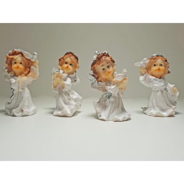 Eņģeļi dažādi veidi 5 cm