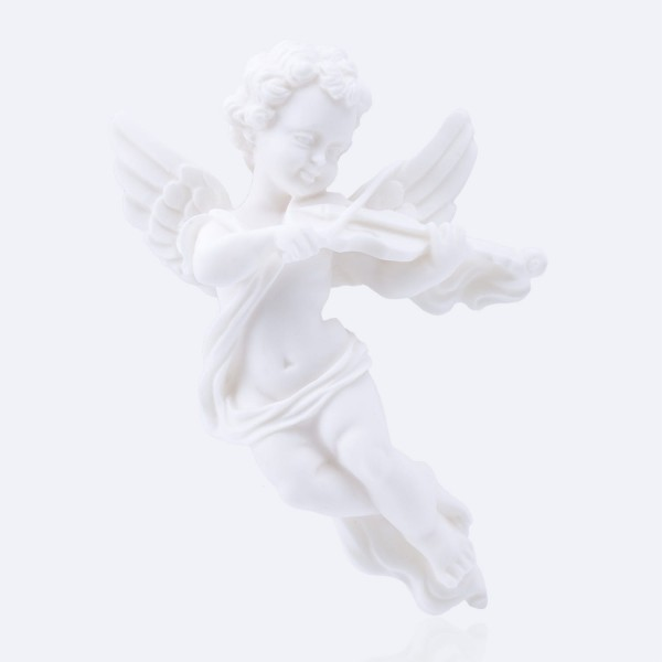 Alabastra eņģelis 12 cm  (pie sienas)