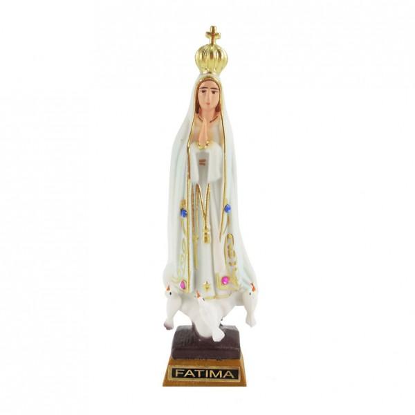 Fatimas Dievmātes figūra 17 cm