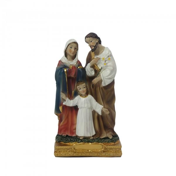 Figūra Svētā ģimene 14 cm