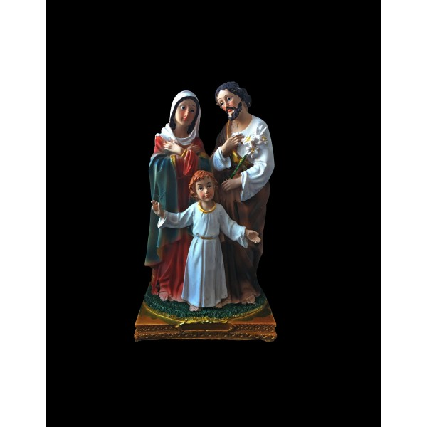 Figūra Svētā ģimene 20 cm