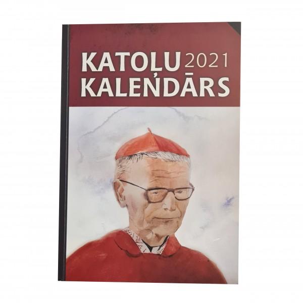 Gadagrāmata Katoļu Kalendārs 2021. gadam