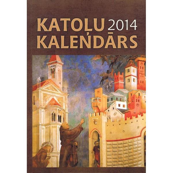 """Gadagrāmata """"Katoļu Kalendārs 2014. gadam"""""""