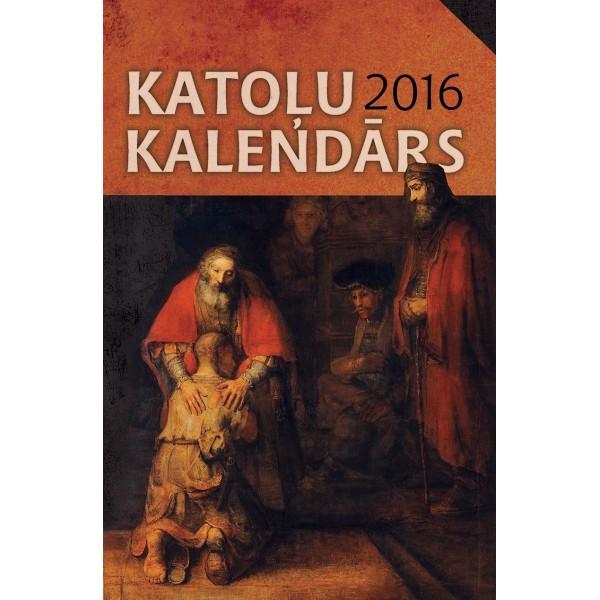 """Gadagrāmata """"Katoļu Kalendārs 2016. gadam"""""""