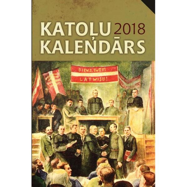 """Gadagrāmata """"Katoļu Kalendārs 2018. gadam"""""""