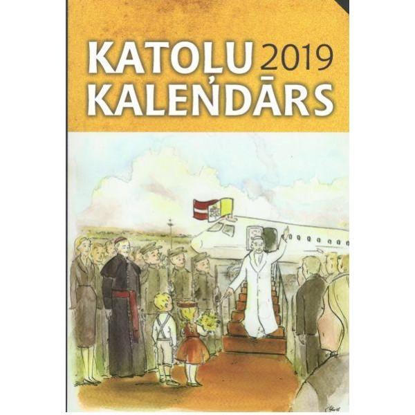 """Gadagrāmata """"Katoļu Kalendārs 2019. gadam"""""""