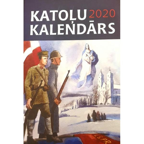 Gadagrāmata Katoļu Kalendārs 2020. gadam