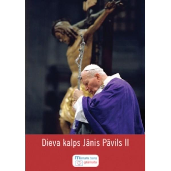 Dieva kalps Jānis Pāvils II grāmata