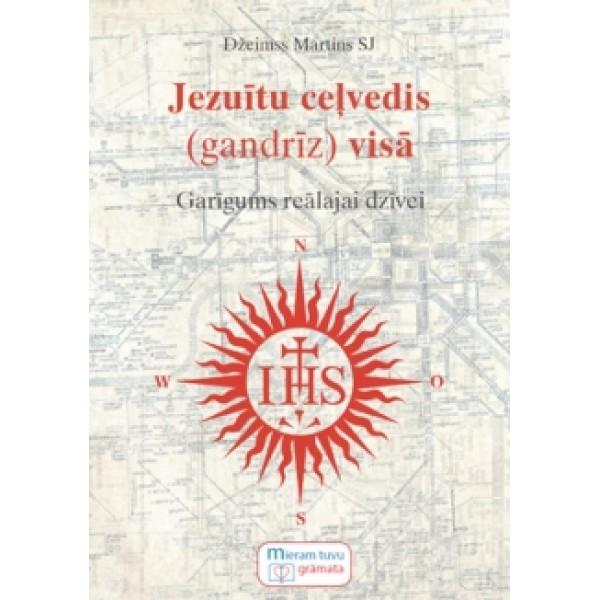 Jezuītu ceļvedis (gandrīz) visā grāmata