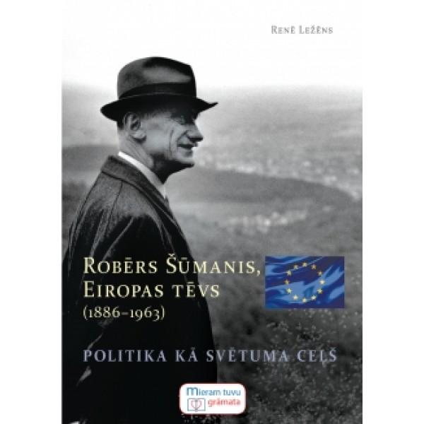 Robērs Šūmanis, Eiropas tēvs grāmata