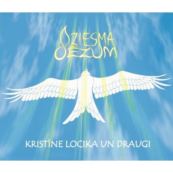 Dziesma Jēzum Kristīne Locika un draugi CD