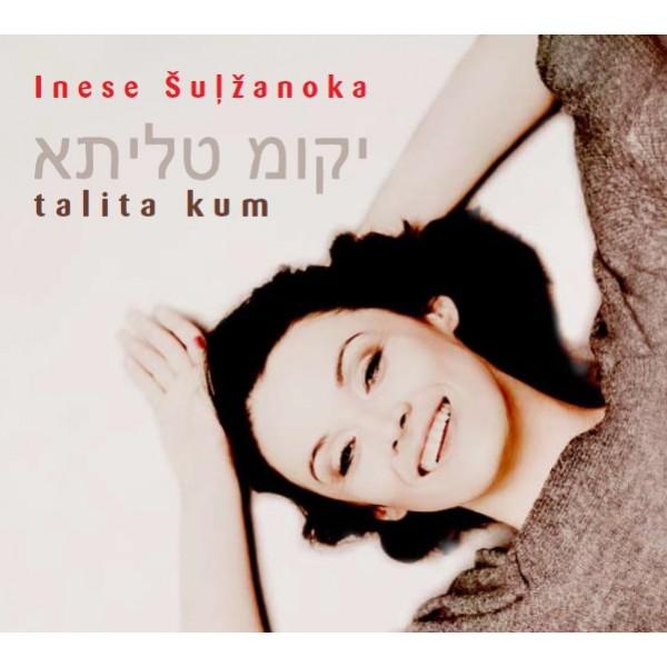 Talita Kum Inese Šuļžanoka CD