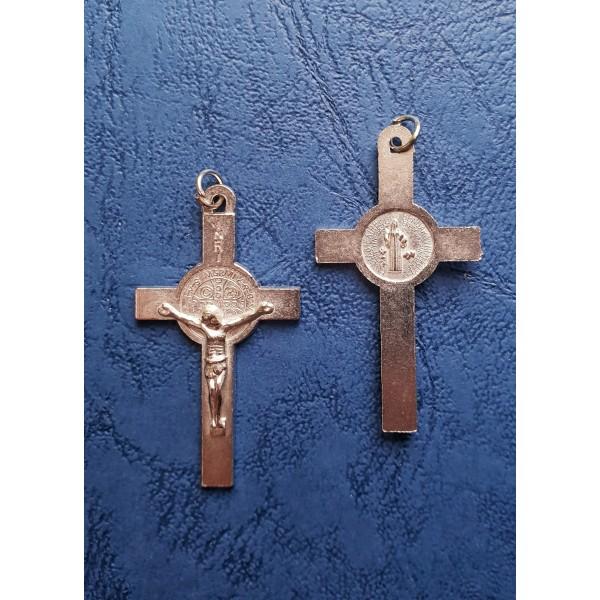 Svētā Benedikta krustiņš ar/bez aukliņas