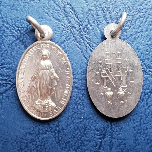 Brīnumainais Dievmātes medaljons 2 cm