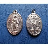 Brīnumainais Dievmātes medal...