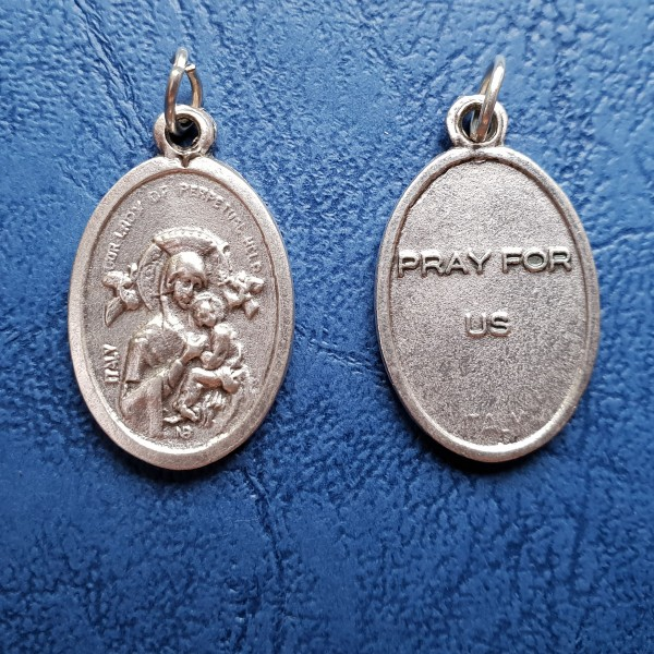 Nemitīgās Palīdzības Dievmātes medaljons 2,5 cm