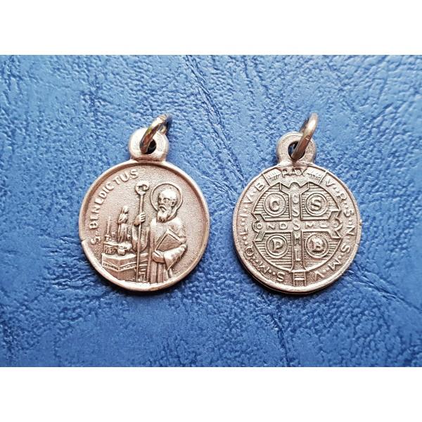 Svētā Benedikta medaljons ar/ bez aukliņas