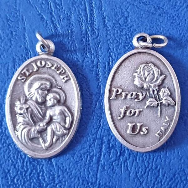 Svētā Jāzepa medaljons 2,5 cm