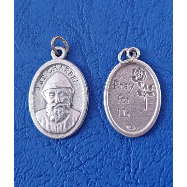 Svētā Šarbela medaljons ar/bez aukliņas