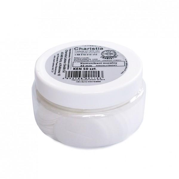 Komunukanti ar samazināto glutēna līmeni 35 mm 50 gb