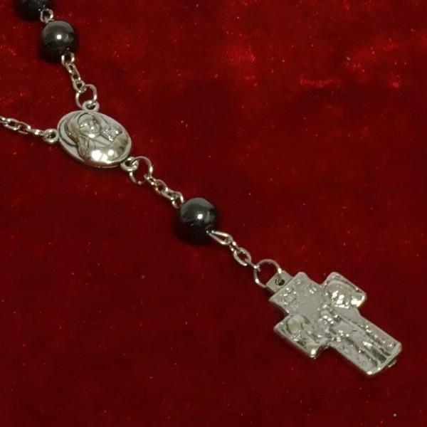 Svētā Kristofera rožukronis viens noslēpums