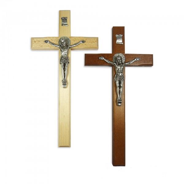 Sienas krusts ar Svētā Benedikta medaljonu 26 cm