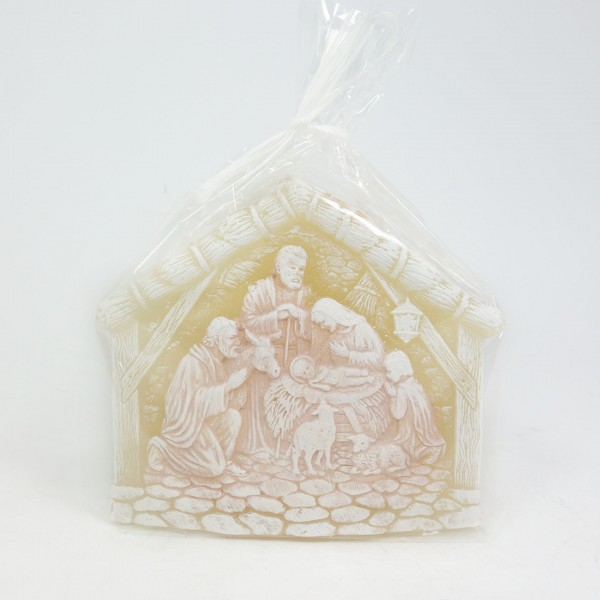 Svece Betlēme 13 x 11,5 cm