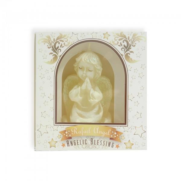 Sveces eņģelis Rafaels kastē 8,5 cm