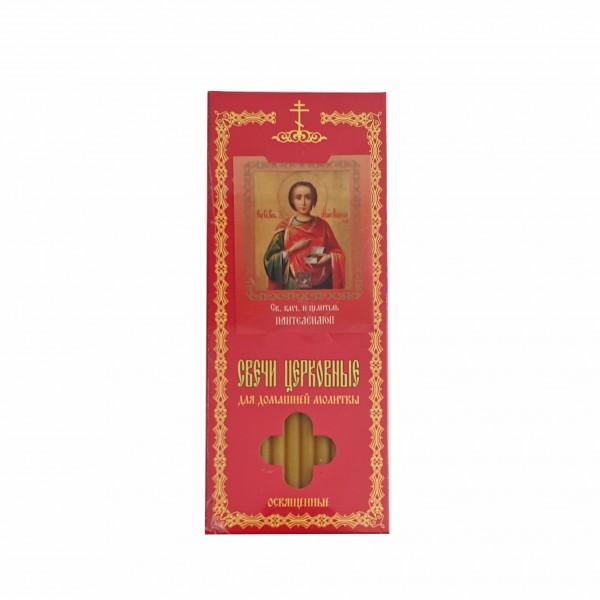 Baznīcas sveces св. вмч. и целитель Пантелеимон
