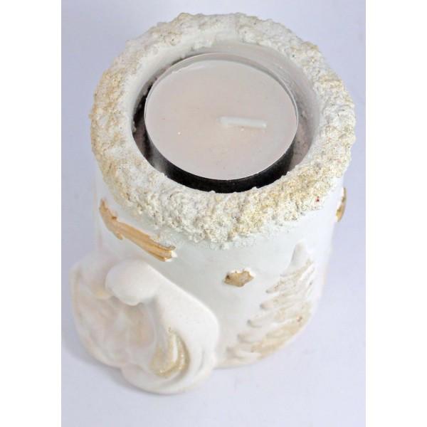 Svečturis tējas svecei Betlēme 9 cm