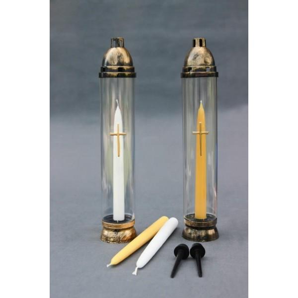 Kapu svece tradicionālā 38.5 cm