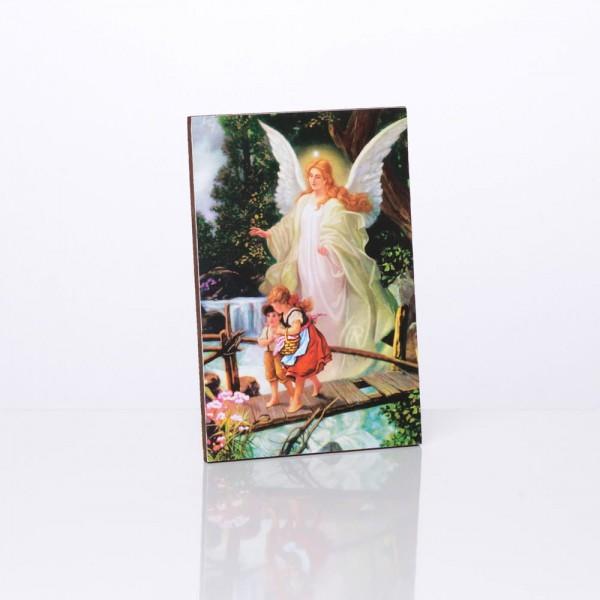 "Svētbilde ""Sargeņģelis"" 10 x 15 cm"