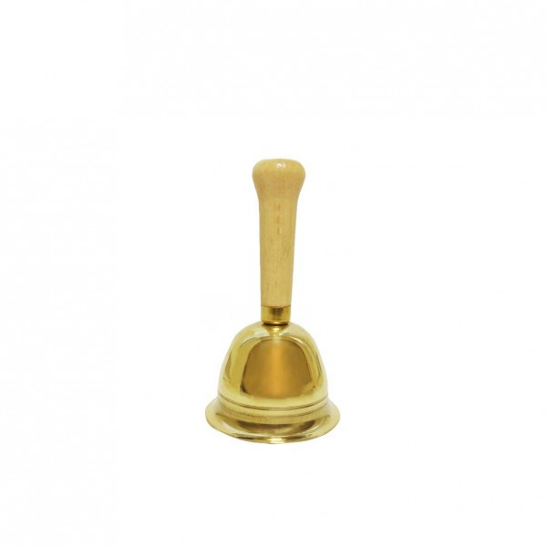 Zvaniņš ar rokturi 8,5 cm